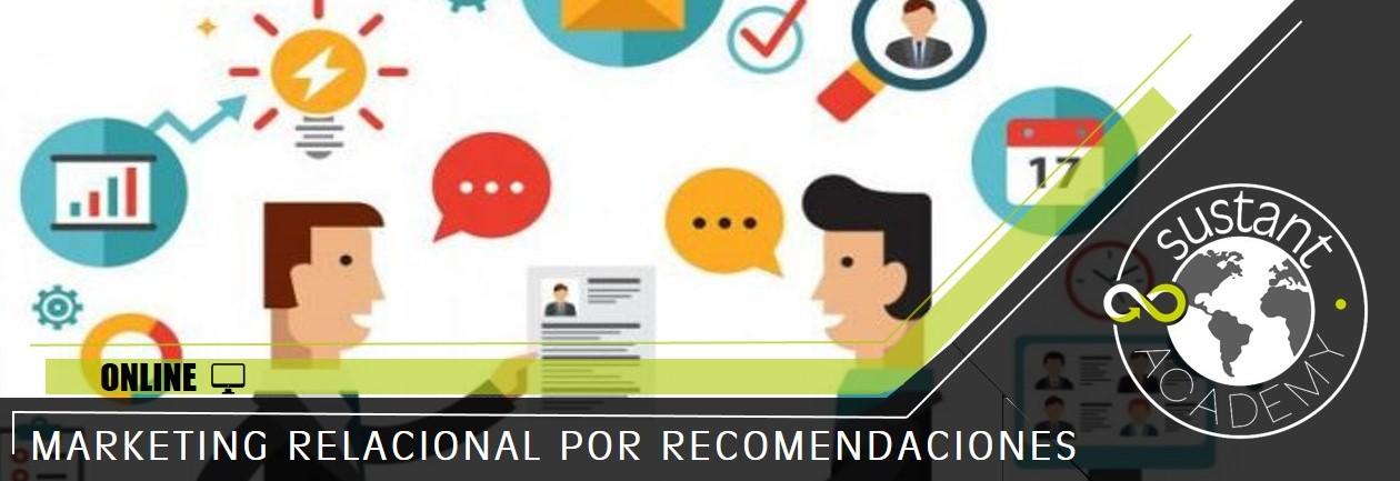 Curso de Marketing Relacional por RecomendacionesISO 9001:2015 - Online
